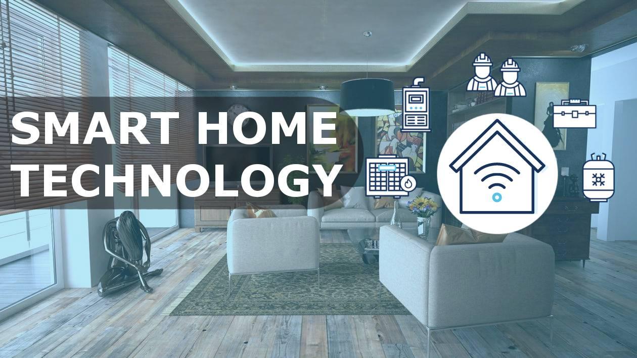 Smart Home Technology Blog Post Header Image