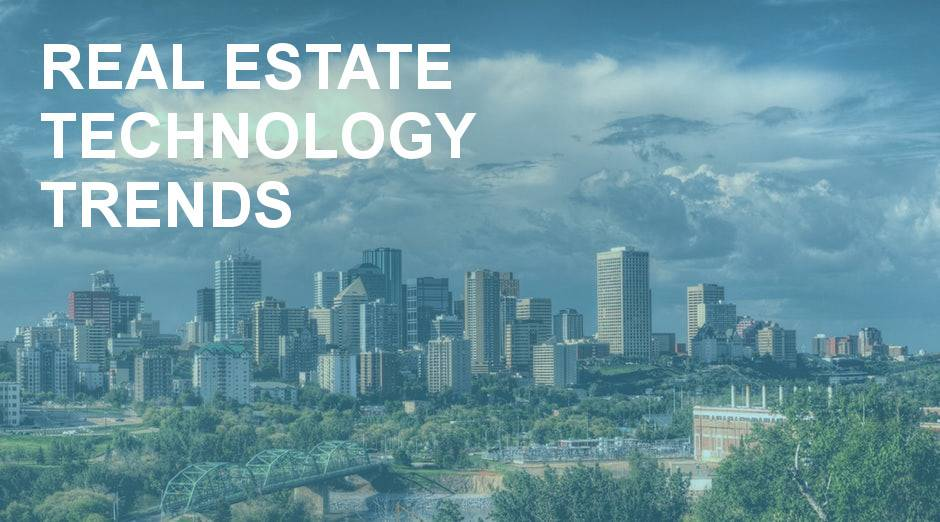 Real estate technology trends banner