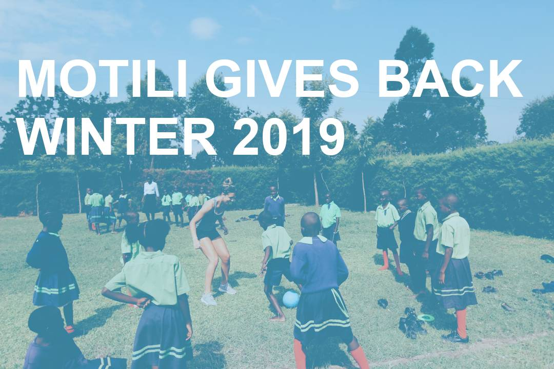 Motili Gives Back Winter 2019 Blog Update