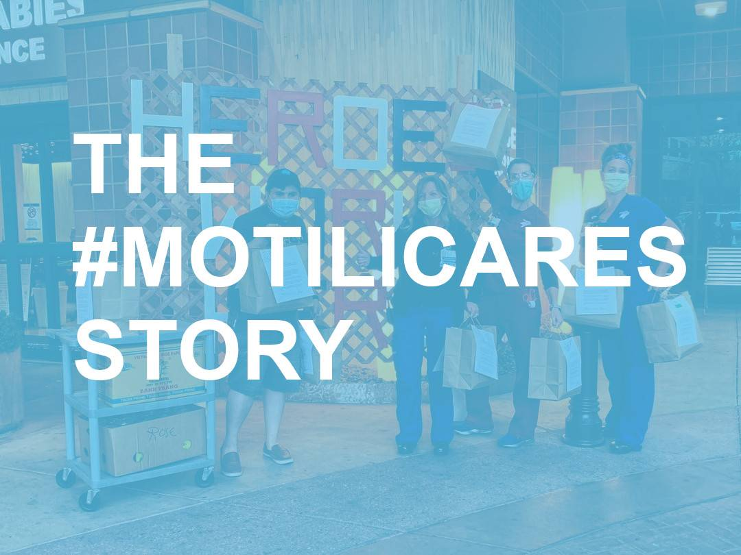 The #MotiliCares Story Blog Post Header