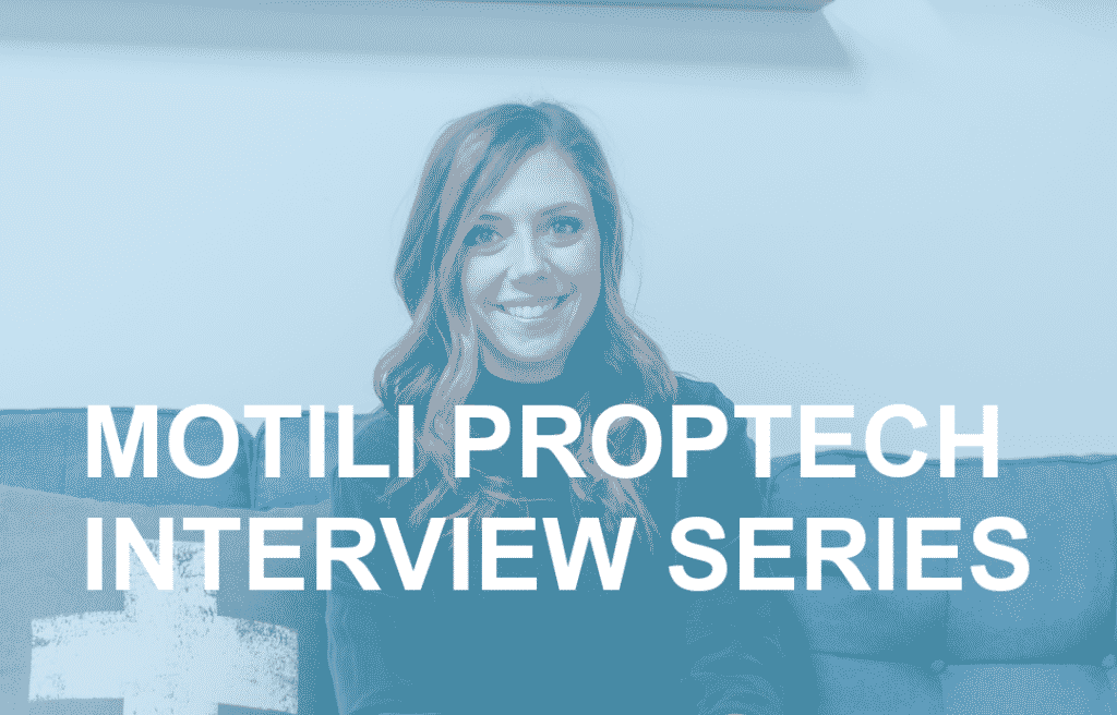 Motili Proptech Interview Series - Shannon Failla