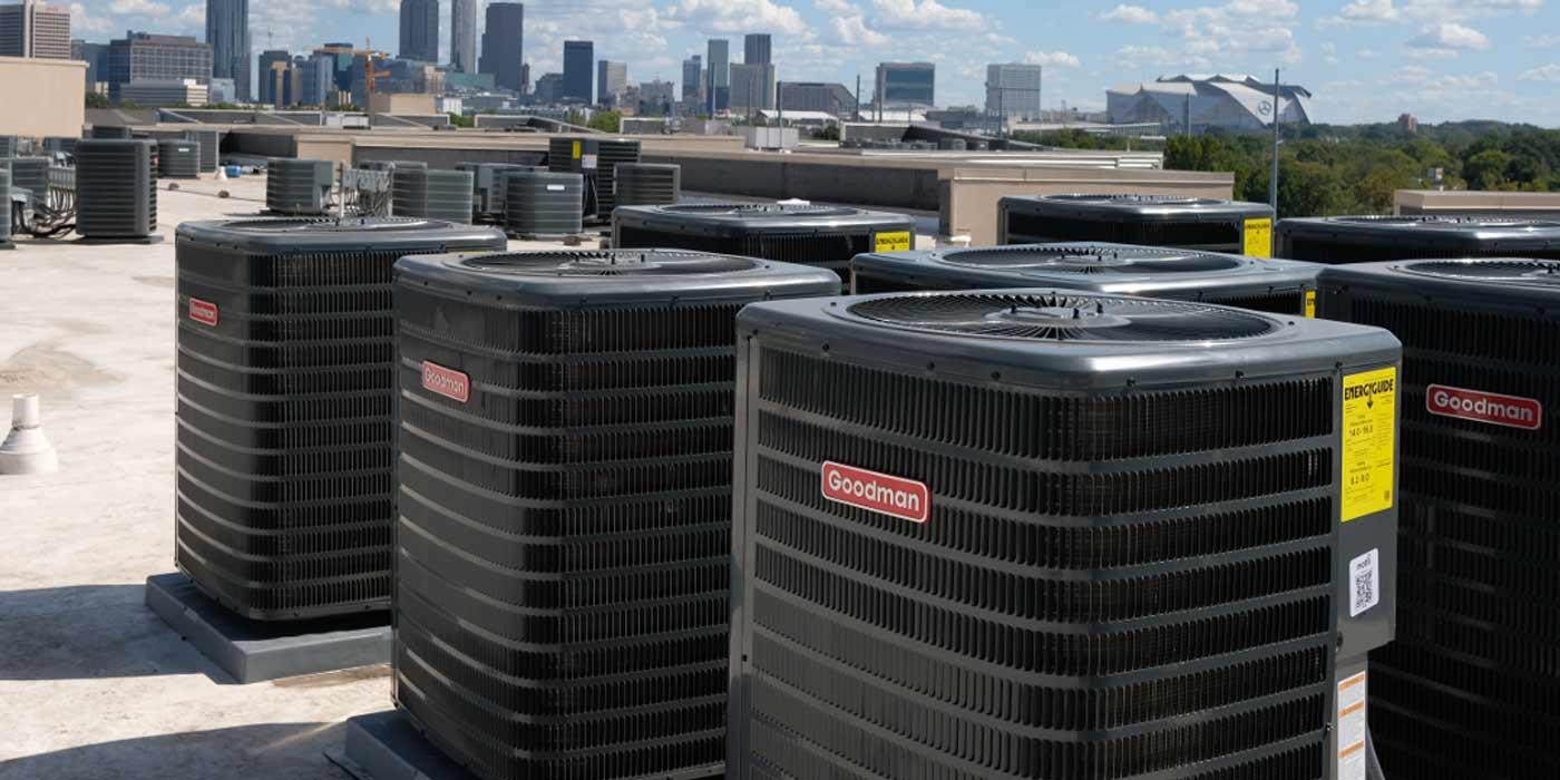 Multi Family HVAC Units